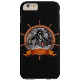 Pirat som plundrar haven tough iPhone 6 plus fodral