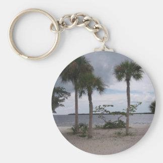 Pirat strand 4 nyckelringar