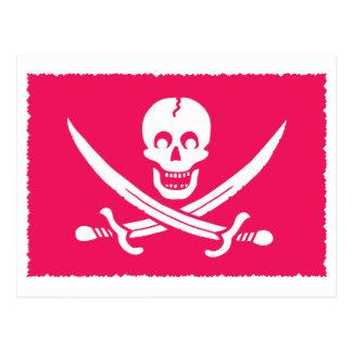 PirateLife vykort