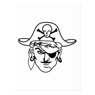 Pirater Vykort