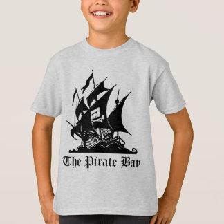 Piratfjärd, olaglig flödeinternetpiratkopiering tee
