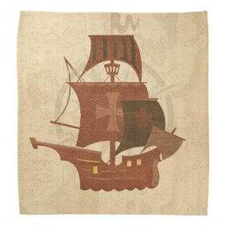Piratgåtafrakt Scarf