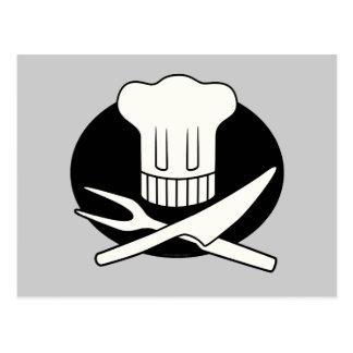Piratkock Vykort