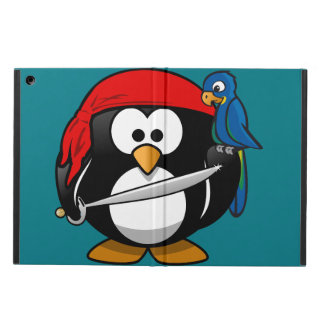 Piratpingvinpapegoja iPad Air Skal