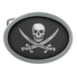 Piratskalle- & svärdCrossbones (TLAPD)