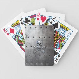 Piratskalleben Spelkort