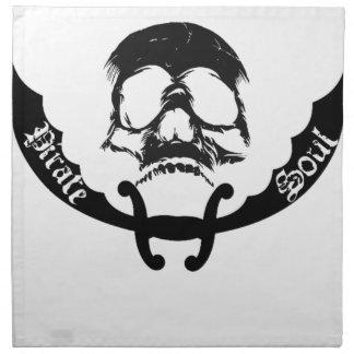 PiratSoulobjekt Näsduk