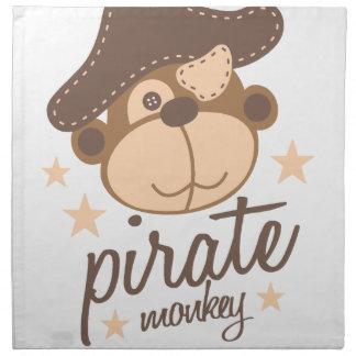 Pirattecknadcoola Servett