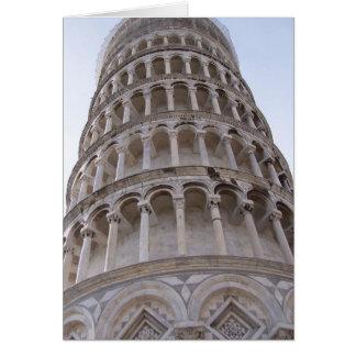 Pisa Hälsningskort