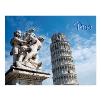 Pisa torn vykort