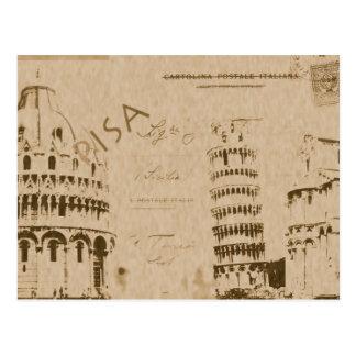 Pisa vykort