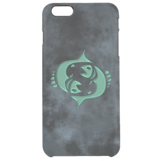 Pisces Clear iPhone 6 Plus Skal