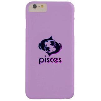 Pisces plus för iPhone 6/6s, knappt där mobilt Barely There iPhone 6 Plus Fodral