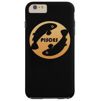 Pisces Zodiac undertecknar Tough iPhone 6 Plus Skal