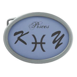 Pisces Zodiacsymbol som är standart vid Kenneth