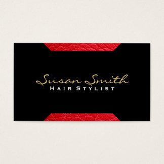 Piska chic för brytning som (röd) | är luxe visitkort