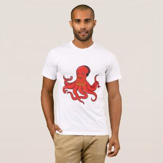 Pisos bläckfisk tee shirt