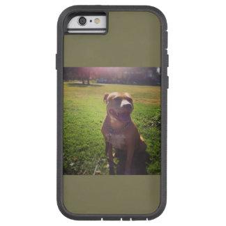 Pitbull älskare tough xtreme iPhone 6 case