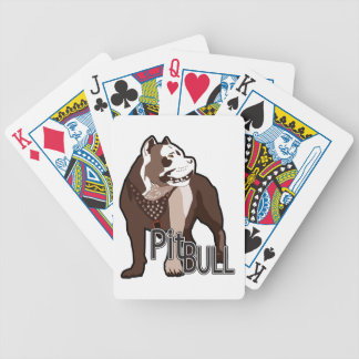 Pitbull Spelkort