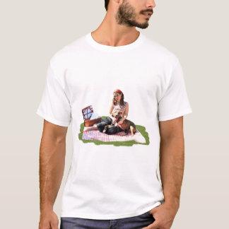 Pittie picknick t shirts