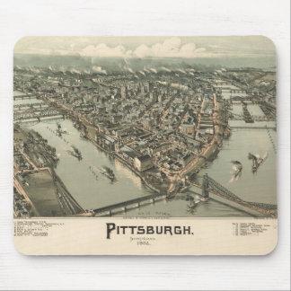 Pittsburgh 1902 musmatta