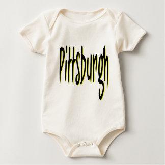 Pittsburgh design 2 bodies för bebisar