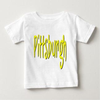 Pittsburgh design 3 tee shirts