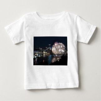 Pittsburgh fyrverkerier tee shirt