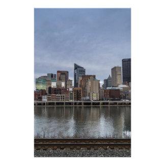Pittsburgh horisont brevpapper