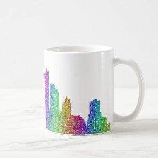 Pittsburgh horisont kaffemugg