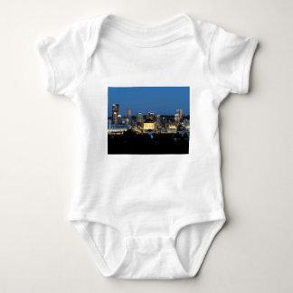 Pittsburgh horisont på skymningen tröja