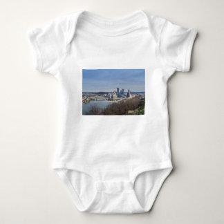 Pittsburgh horisont t-shirt