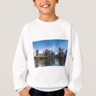 Pittsburgh horisont t-shirts