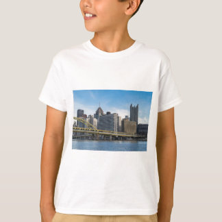 Pittsburgh horisont tee shirt