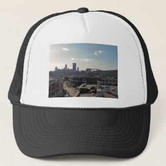 Pittsburgh horisont truckerkeps