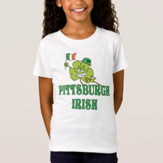 Pittsburgh irländareskjorta t-shirt