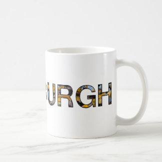 Pittsburgh Kaffemugg