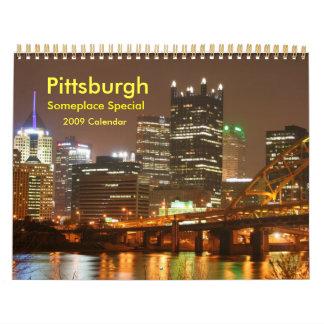 Pittsburgh Kalender