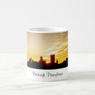 Pittsburgh Pennsylvania kaffemugg