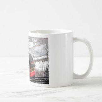 Pittsburgh sluttningflygplan kaffemugg