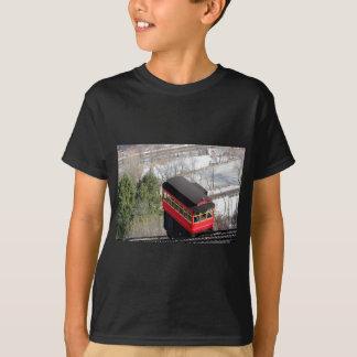 Pittsburgh sluttningflygplan t-shirt