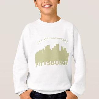 Pittsburgh: Stad av guld- mästare Tee Shirt