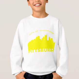 Pittsburgh: Stad av mästaregult T-shirts