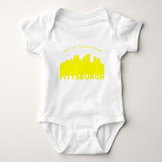 Pittsburgh: Stad av mästaregult T Shirts