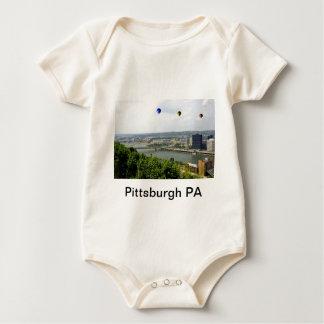 Pittsburgh stad Pennsylvania Bodies För Bebisar