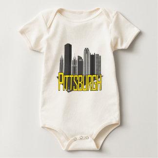 Pittsburgh stadsfärger creeper