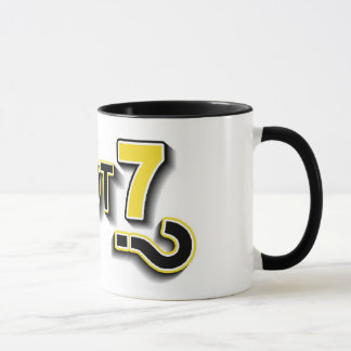 Pittsburgh Steelers - har 7? Mugg