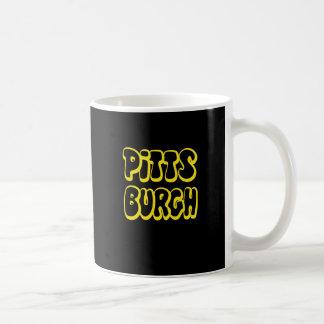 Pittsburgh utrustar kaffemugg