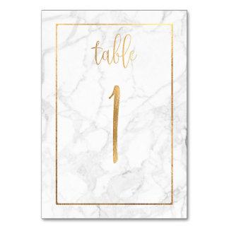 PixDezines Fauxguld/bord ingen 1+/Marble Bordsnummer