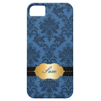 PixDezines LaPaloma Damask/DIY färg iPhone 5 Case-Mate Fodraler